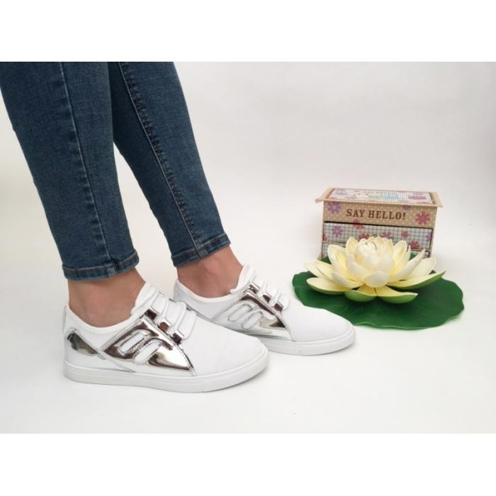 Pantofi Sport Mundy White