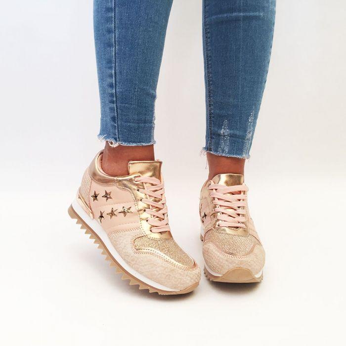 Pantofi Casual Ralph Pink