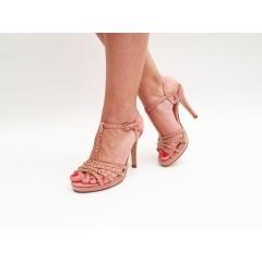 Sandale Medeea Pink