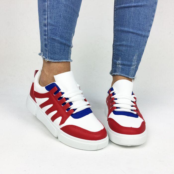 Pantofi Sport Revona Red