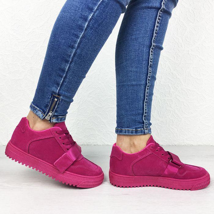 Pantofi Sport Popea Fuchsia