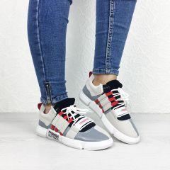 Pantofi Sport Paz Grey