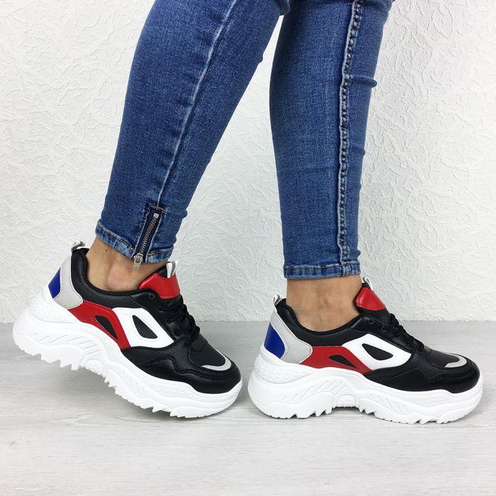 Pantofi Sport Salvador Black