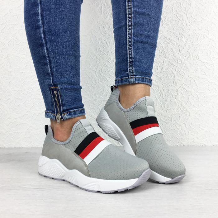 Pantofi Casual Rita Grey