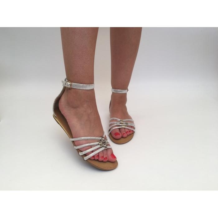 Sandale Denda Silver