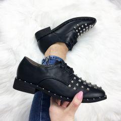 Pantofi Casual Acosta Black