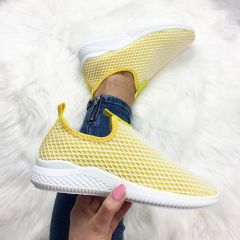 Pantofi Sport Edition Yellow