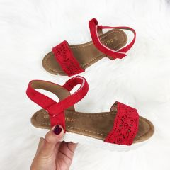 Sandale copii Marsa Red