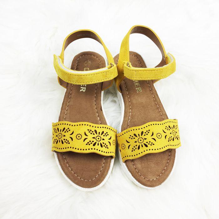 Sandale copii Marsa Yellow