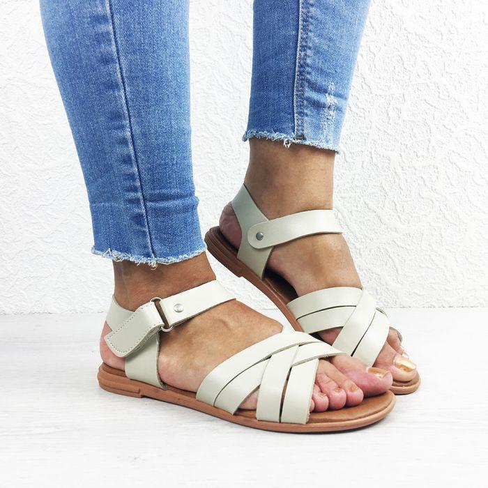 Sandale Safaga Beige