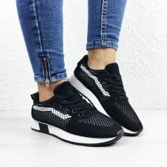 Pantofi Sport Managua Black
