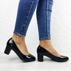 Pantofi cu toc Hey Black