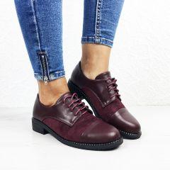 Pantofi Casual Acacia Wine