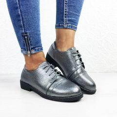 Pantofi Casual Gracia Silver