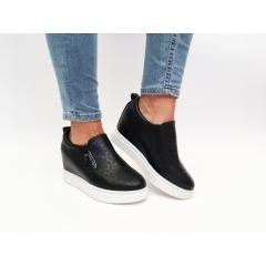 Pantofi Casual Seila Black