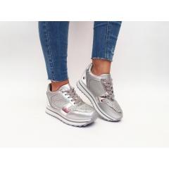 Pantofi Sport Houston Silver