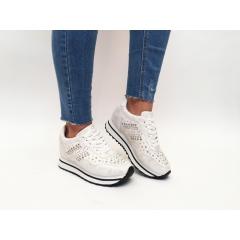 Pantofi Sport Francisco White