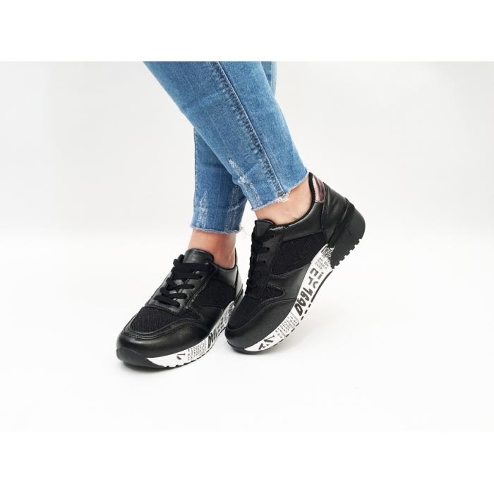 Pantofi Sport Lory Black