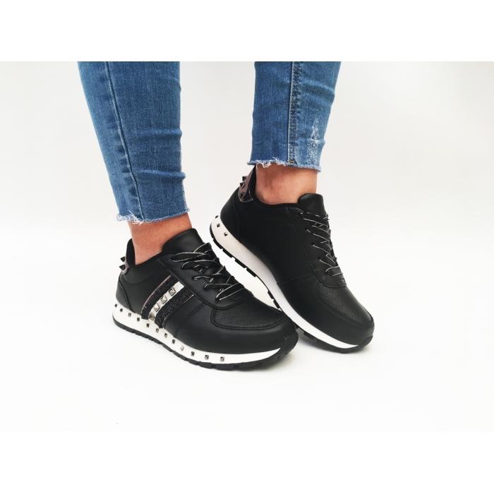 Pantofi Sport Pei Black