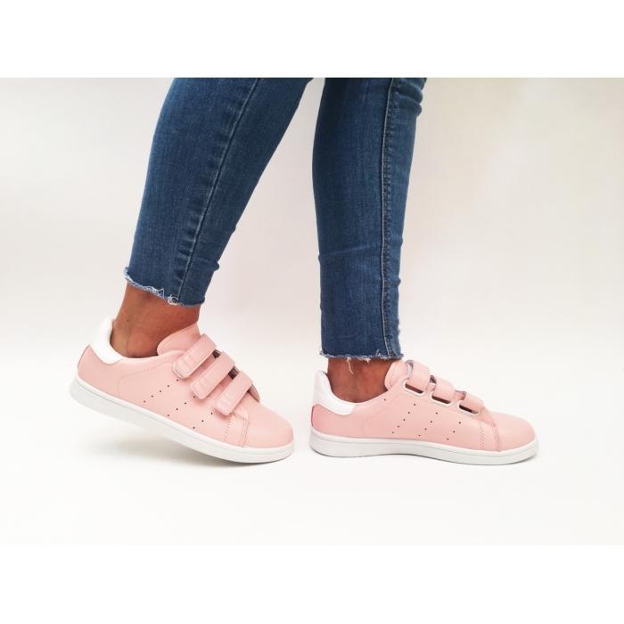Pantofi Casual Atlanta Pink