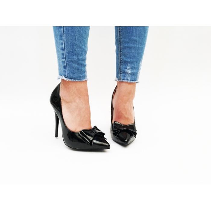 Pantofi cu toc Wedy Black