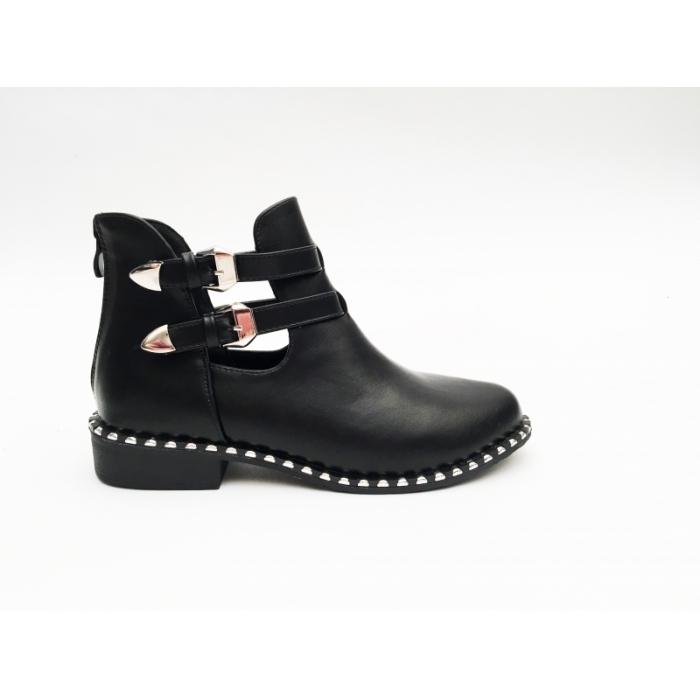 Pantofi Casual Ardo Black