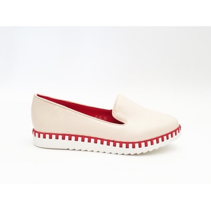 Pantofi Casual Mark Apricot