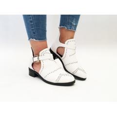 Pantofi Casual Hosta White
