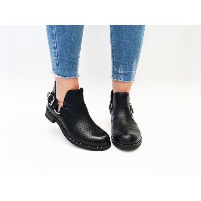 Pantofi Casual Misy Black