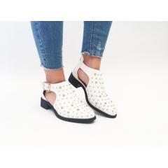 Pantofi Casual Pensa White