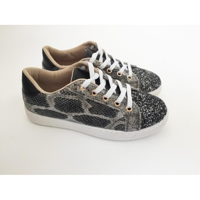 Pantofi Sport Gozo Black