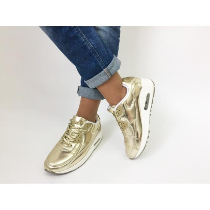 Pantofi Sport Marty Light Golden