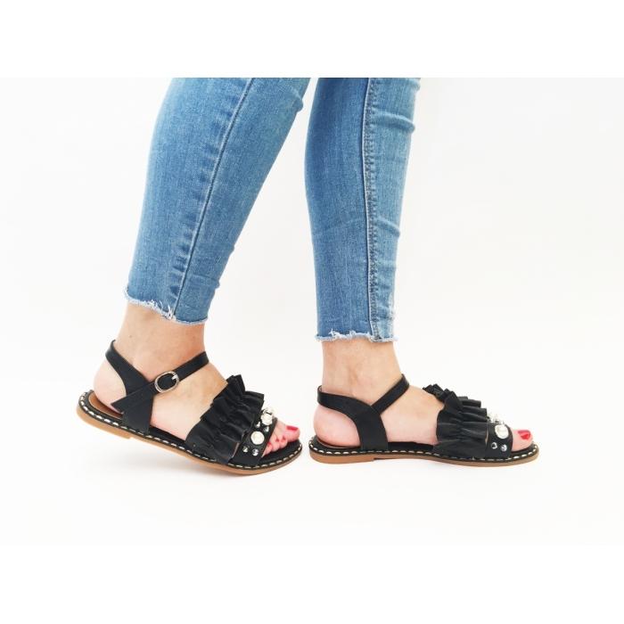 Sandale Vergana Black